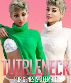 Turtleneck for G3 female(s)