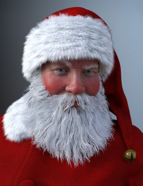 Santa Claus Suit and Character