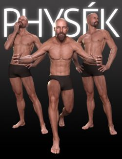 PHYSEK Poses for Michael 7 & Leo 7