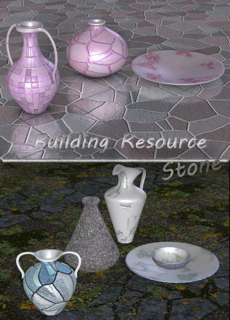 DA-Building VR - Stone