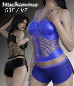 Mischievous for G3F-V7