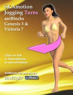 Genesis 3 Jogging Turns