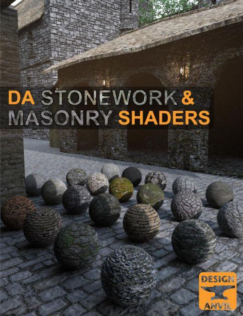 DA Stonework & Masonry Shaders