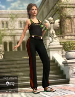 Athletic Gear for Genesis 3 Female(s)