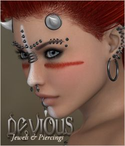 Devious- Jewelry Pierce
