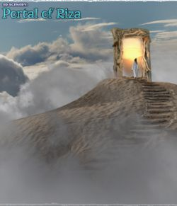 3D Scenery: Portal of Riza