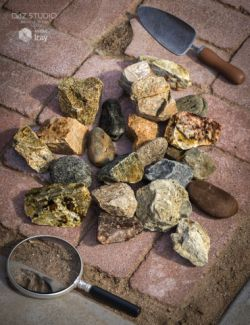 Rock Collection- Real World Stones