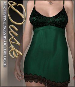 Dusk for Festive Dress