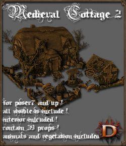 Medieval Cottage 2