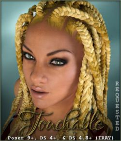 Touchable Box Braids