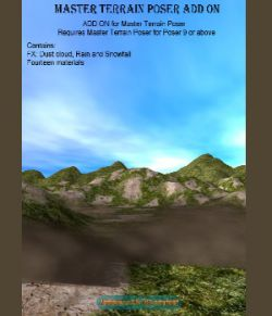 Master Terrain Poser ADD ON