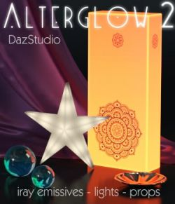 AlterGlow 2 - Iray Lighting System