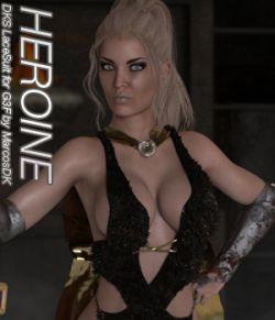 HEROINE- DKS LaceSuit for G3F