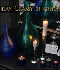 SV's Iray Glassy Shaders