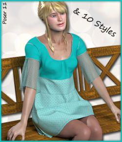 Pauline Boho Dress