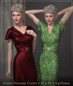 FRQ Dynamics: 1930s Glamour