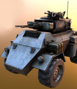 Armored Vehicle- Extended License
