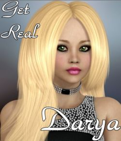 Get Real for Darya hair