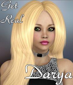 Get Real for Darya hair