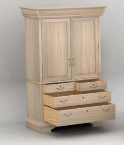 Furniture Set One, Armoire