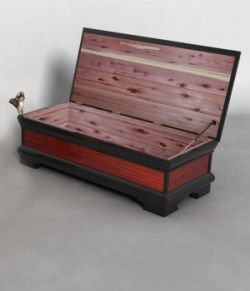 Furniture Set One, Blanket Chest