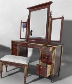Furniture Set Two, Dressing Table