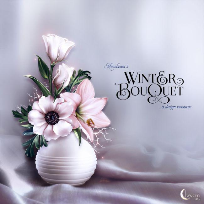 Moonbeam\'s Winter Bouquet