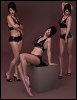 Fresh Poses for Genesis 3 Female(s)