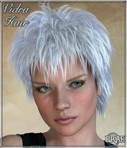 Vidra Hair For poser