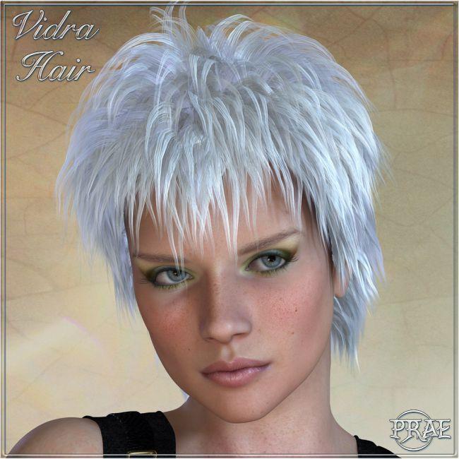 Vidra Hair For poser