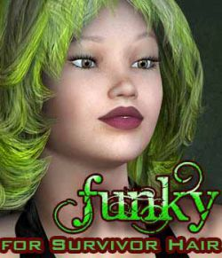 FUNKY for Survivor Hair