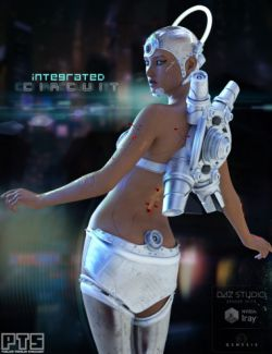 Integrated Circuit Outfit for Genesis 3 Female(s)