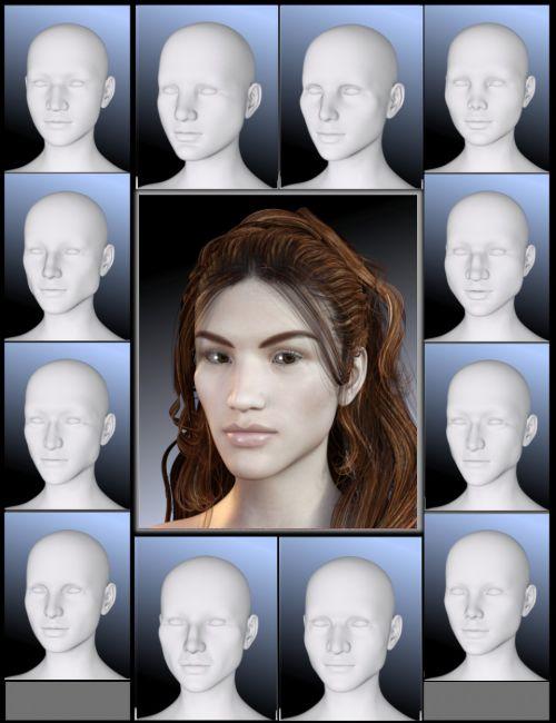 People of Earth: Faces of Europe Genesis 3 Female