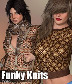 Poser - Funky Knits
