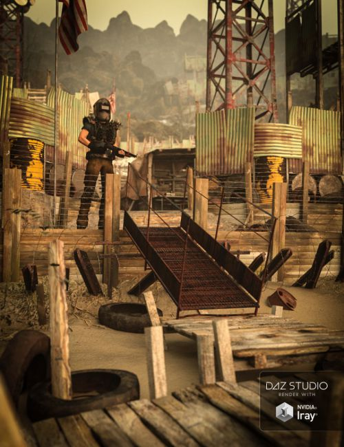 Post-Apocalyptic World: The Outpost