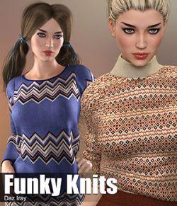 Daz Iray- Funky Knits
