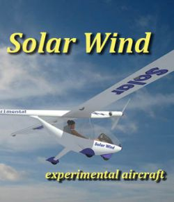 Solar Wind experimental aircraft