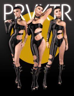 PRVKTR Poses for Victoria 7