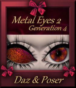 Mini Pack: Metal Eyes 2 for Generation 4