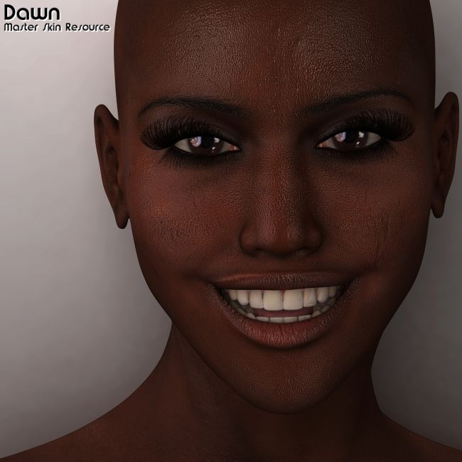 Master Skin Resource 15 - Dawn