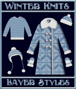 Winter Knits Layer Styles