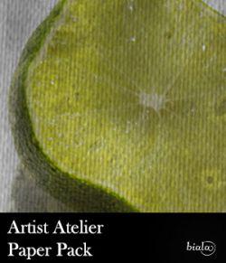 Artist Atelier Paper Pack