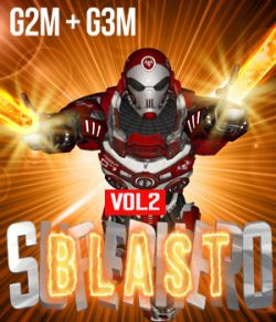 SuperHero Blast for G2M & G3M Volume 2
