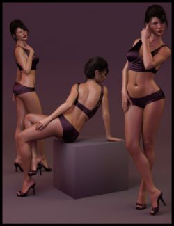 Honey Poses for Genesis 3 Female
