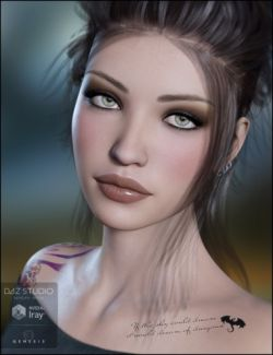 Ezmi for Genesis 3 Female