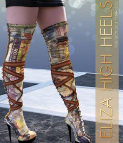 Lauren High Boots - G3F