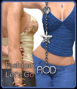Fashion: Let's Go IRay