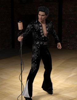 Legends Outfit for Genesis 3 Male(s)