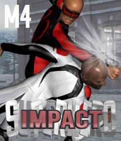 SuperHero Impact for M4 Volume 1