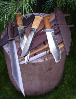 Small Blades 1: Knives